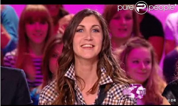 Tania Bruna-Rosso au Grand Journal de Canal +