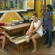 Hermine en veut à Kelly et Surya de l'avoir poignarder dans le dos
