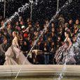 Défilé Vuitton à Paris le 10 mars