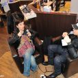 Romane Bohringer en interview avec notre ami Laurent Argelier à Lyon ! Le 11 mars 2010