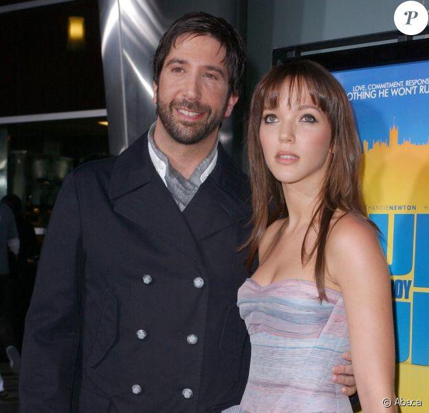 David Schwimmer et Zoe Buckman seraient sur le point de se marier à en croire les informations du DailyMail...
