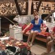 David et Greg trouvent que Surya est très naïve... plus que Kelly !