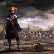 "Regardez Tim Burton revenir sur son ""Alice in Wonderland"" et sa septième collaboration avec Johnny Depp !"