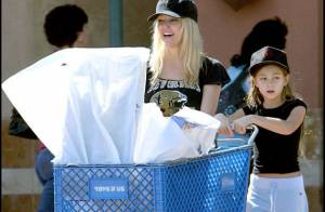 Heather Locklear : Sa fille de 12 ans lui vole la vedette sur un podium de mode !