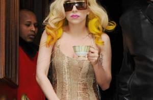 Découvrez Lady GaGa transformée en... JoeyStarr ! C'est pas beau à voir !