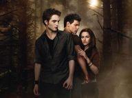 Robert Pattinson, Kristen Stewart et Taylor Lautner débarquent aujourd'hui... dans votre salon !