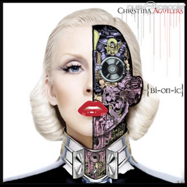Christina Aguilera, l'album  Bionic , prévu le 8 juin 2010 !