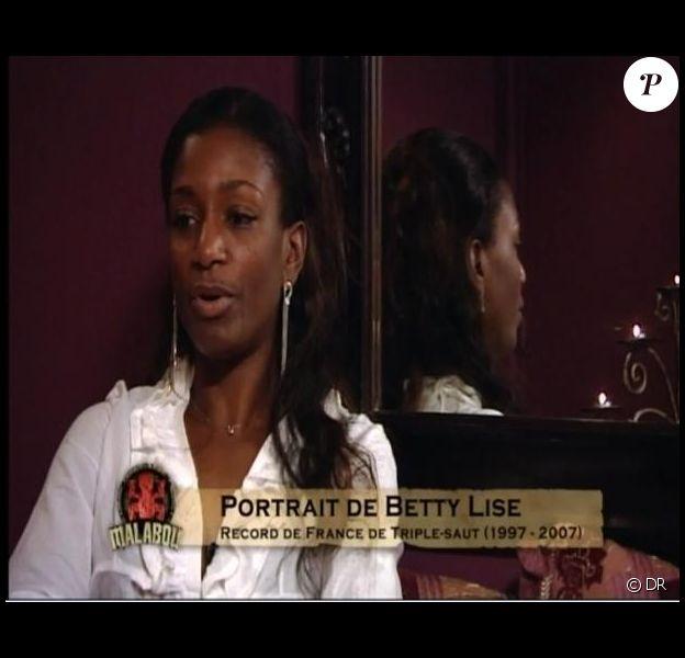 Betty Lise est froussarde... mais vient quand même sur Koh Lanta !(épisode 1/26 mars 2010)