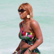 Serena Williams : Plage, mer et... alcool pour la championne bodybuildée !