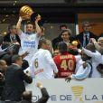 L'Olympique de Marseille triomphe en finale de la Coupe de la Ligue