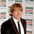 Rupert Grint lors des Empire Film Awards à Londres le dimanche 28 mars 2010