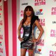 La chanteuse Eve lors de la fête d'anniversaire des 32 ans de Perez Hilton au Paramount Studios à Hollywood le 27 mars 2010