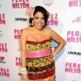 La Coacha lors de la fête d'anniversaire des 32 ans de Perez Hilton au Paramount Studios à Hollywood le 27 mars 2010