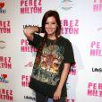 Ashley Tisdale lors de la fête d'anniversaire des 32 ans de Perez Hilton au Paramount Studios à Hollywood le 27 mars 2010