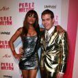 lors de la fête d'anniversaire des 32 ans de Perez Hilton au Paramount Studios à Hollywood le 27 mars 2010