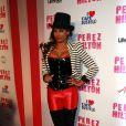 Mel B lors de la fête d'anniversaire des 32 ans de Perez Hilton au Paramount Studios à Hollywood le 27 mars 2010