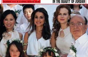 Rania de Jordanie : sa merveilleuse journée avec Nicole Kidman...