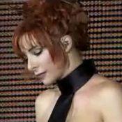 """Regardez Mylène Farmer, sensuelle et provocante, dans son """"Paradis inanimé"""" !"""
