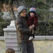 Gael Garcia Bernal : l'acteur est le papa-poule d'un gamin... terriblement craquant !