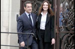 Regardez Nicolas Sarkozy et Carla vivre le miracle de l'amour... alors que Geneviève de Fontenay pète un cable !