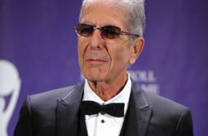 Leonard Cohen de retour sur scène après 15 ans d'absence !