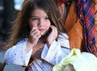 Katie Holmes : Mamma Mia... Sa petite Suri Cruise a des pieds de cochons !