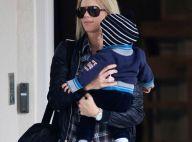 Elin Nordegren : Son mari Tiger Woods revient, mais la Suédoise se réfugie auprès des Federer et leurs jumelles avec son fils Charlie !
