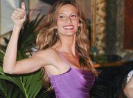 Gisele Bündchen à Paris : Sublime, elle tord le cou aux rumeurs... et nous parle de sa nouvelle vie !