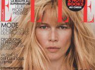 Claudia Schiffer, Cindy Crawford, Helena Christensen : sans retouche ni maquillage... elles restent top !
