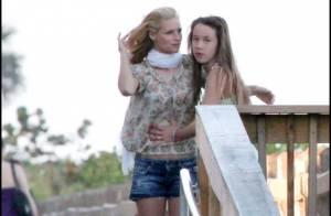 Michelle Hunziker et sa jolie Aurora : qui est la mère, qui est la fille ?