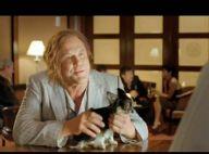 Regardez Mickey Rourke au bras de sa divine poupée russe vider le bar d'un hôtel de luxe !