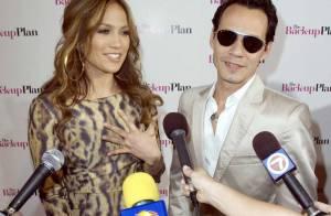 Jennifer Lopez rayonne de bonheur auprès de Marc Anthony, plus lover que jamais !