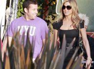 Jennifer Aniston a troqué Gerard Butler contre Adam Sandler... Une question de style, sans doute !