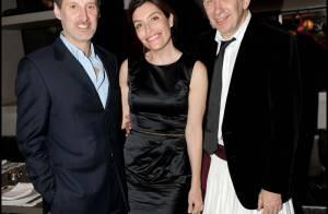 Jean-Paul Gaultier a osé la jupette pour les beaux yeux de Daphné Roulier et Antoine de Caunes !