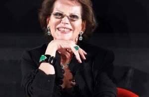Quand la splendide Claudia Cardinale fête ses 72 ans... avec son public gay !