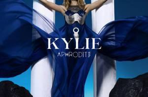 Kylie Minogue : Pendant que son chéri pose nu, elle se transforme en déesse grecque !