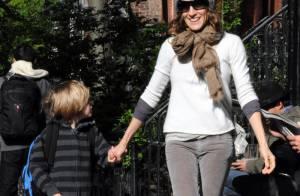 Sarah Jessica Parker : Entre boutiques de luxe et promenade avec son amour... elle a choisi !