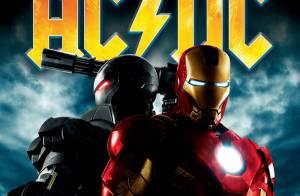 AC/DC version Iron Man 2 : Découvrez le clip de Highway to hell avec des images du film ! Explosif !