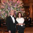 Le 24 avril 2010 en soirée, Albert de Monaco recevait Carl XVI Gustav et Silvia de Suède à l'Hôtel de Paris pour une soirée de bienfaisance