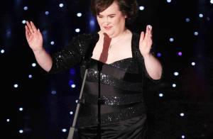 Susan Boyle : Après les rockeurs de Rage Against The Machine... Elle chante pour le pape ?