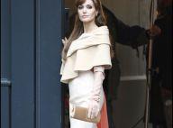 Angelina Jolie : La mystérieuse et élégante actrice continue de faire tourner les têtes à Venise...
