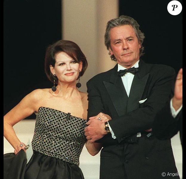 Les mythiques Alain Delon et Claudia Cardinale : un couple reformé pour le 63e Festival de Cannes ?