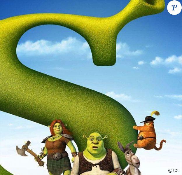 Des images de Shrek 4, en salles le 30 juin 2010.