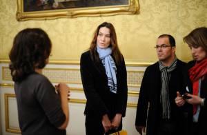Annulation des concerts rock au Louvre : Carla Bruni aurait un vilain rôle dans cette histoire...