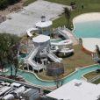 La propiété de Céline Dion sur l'île Jupiter en Floride