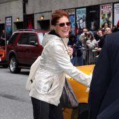 Susan Sarandon : Malgré son handicap, elle garde le sourire... pour son fils !
