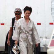 Evangeline Lilly : Magnifique pour ses retrouvailles avec Lost et son amoureux !