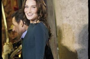 Carla Bruni : La First Lady française va côtoyer Spiderman et Iron Man !