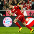 Franck Ribéry retrouve des couleurs...