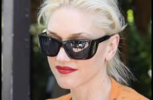 Gwen Stefani : Malgré les méchantes rumeurs lancées par Courtney Love, elle reste fraîche et acidulée... de la tête aux pieds !